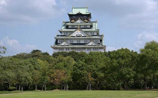 Castillo de Osaka, Osaka (Japón) - 663highland