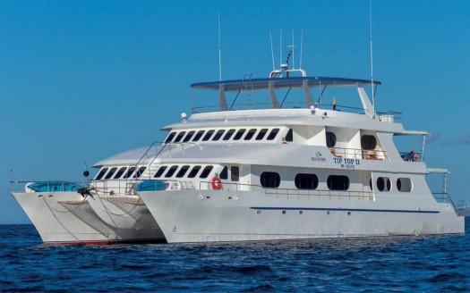 Catamarán TIP TOP II