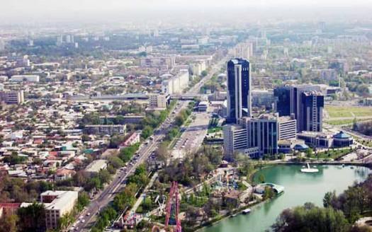 Tashkent, Uzbekistán - Atilin