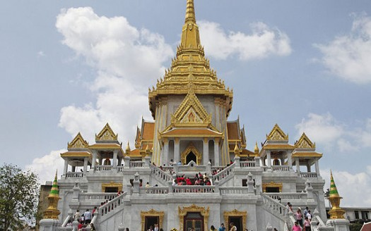 Wat Trimitr, Bangkok (Tailandia) - Ddalblez
