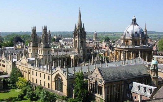 Oxford, Inglaterra (Reino Unido)