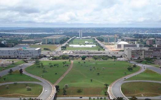 Explanada de los ministerios, Brasilia - Limongi   namasteviajes.com