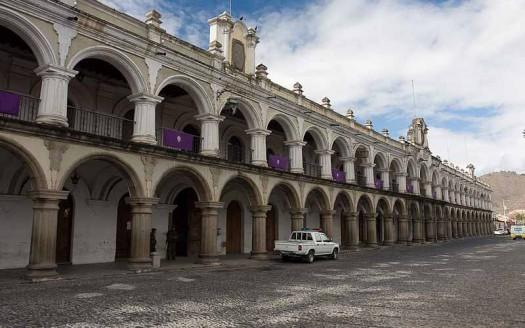 Palacio del Capitán General, Antigua Guatemala (Guatemala) - Greg Willis from Denver, CO, usa | namasteviajes.com