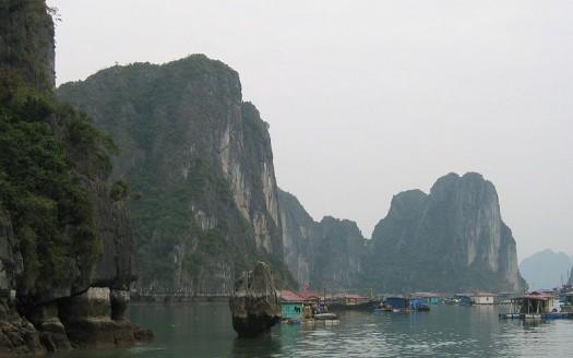 Bahía de Halong, Vietnam - Ziga de Wikipedia en esloveno   namasteviajes.com