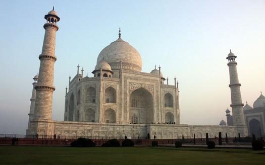 Taj Mahal, Agra (India) - Dimitrij Rodionov   namasteviajes.com