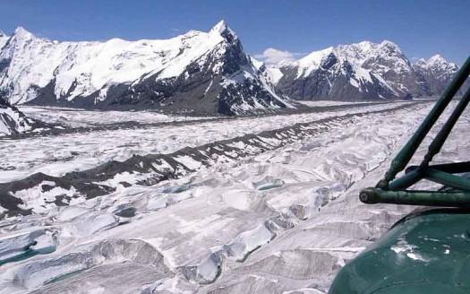 Glaciar Komsomolez, Kirguistán - Chen Zhao | namasteviajes.com