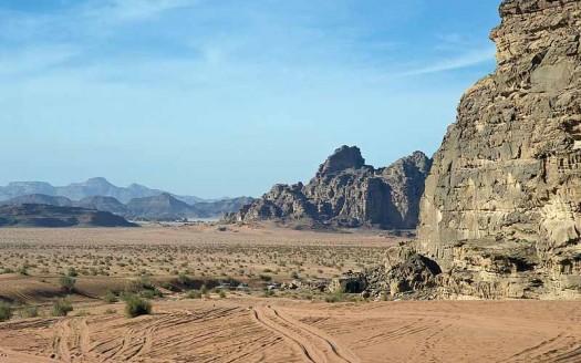 Desierto de Wadi Rum, Jordania - Tilda Källström   namasteviajes.com