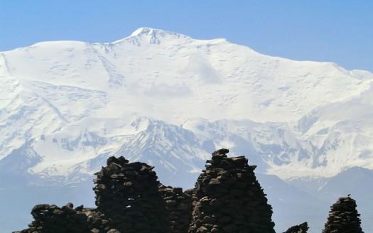 Pico Lenin, Kirguistán - Nihongarden | namasteviajes.com