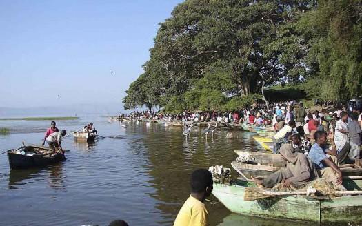Mercado de pescado, Awasa (Etiopía) - MauritsV   namasteviajes.com