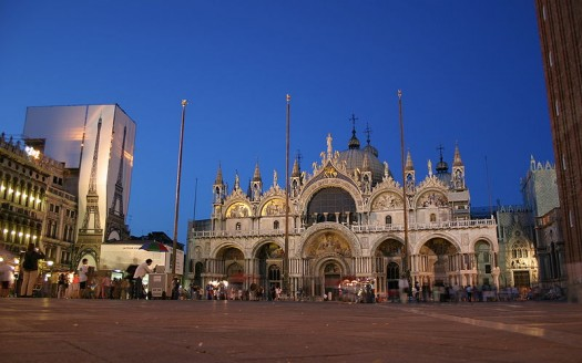 Basílica de San Marcos, Venecia (Italia) - Casey Muller (caseymrm), Creative Commons Attribution-Share Alike 3.0 Unported   namasteviajes.com
