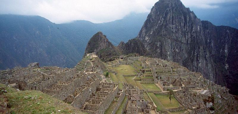 Machu Picchu, Perú - Colegota, Creative Commons Attribution-Share Alike 2.5 Spain | namasteviajes.com
