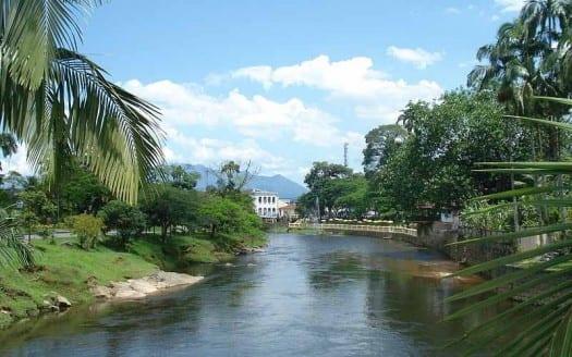 Morretes, Brasil - Me, Creative Commons Genérica de Atribución/Compartir Igual 3.0 | namasteviajes.com